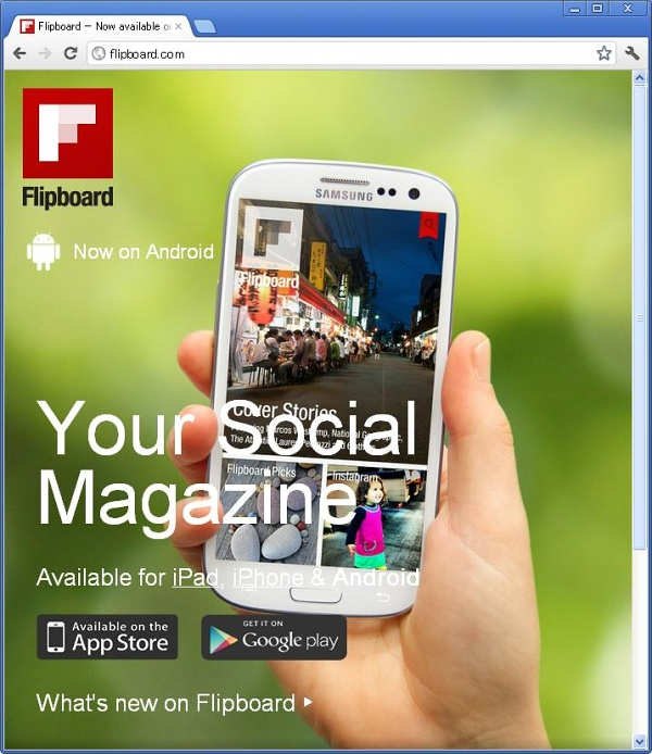 Flipboardの使い方・レビュー | ツールのRSSリーダーアプリの人気アプリや新着アプリを紹介 | スマホ情報は≪アンドロック≫