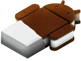 Android4.0(Ice Cream Sandwich)のまとめ