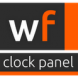 WooDFox Clock Panel Lite
