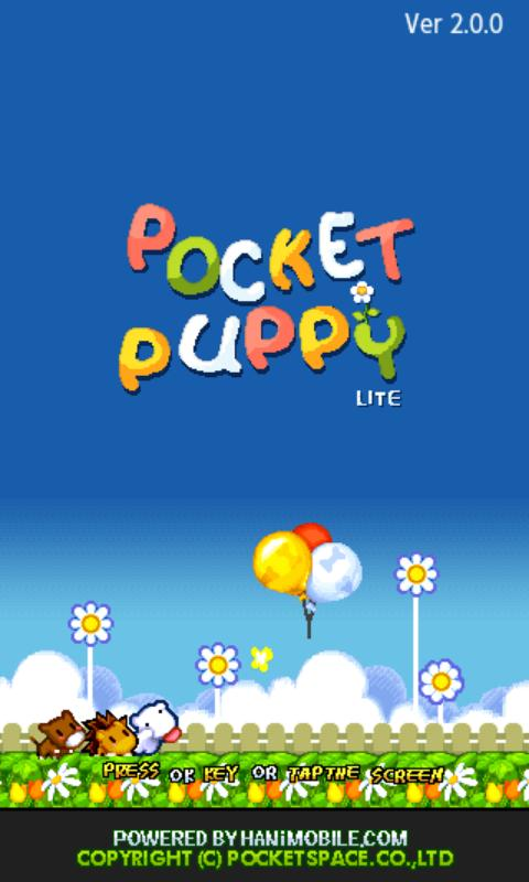 Pocket Puppy Lite