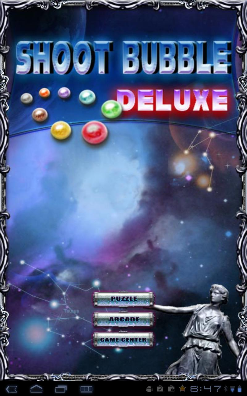バブルシューター Shoot Bubble Deluxe