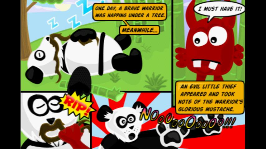 BowQuest: PandaMania! Lite