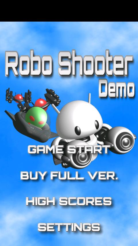 Robo Shooter Demo