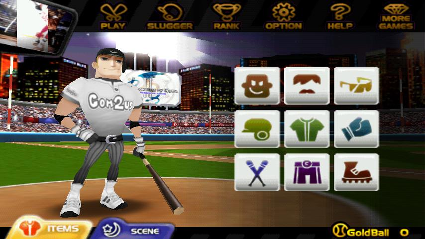HOMERUN BATTLE 3D_FREE