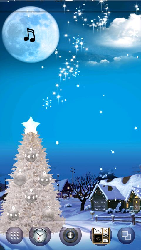 クリスマスライブ壁紙無料の使い方レビュー カスタマイズの壁紙