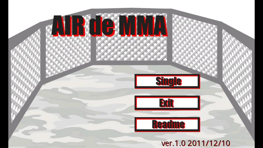 AIR de MMA 4 Android