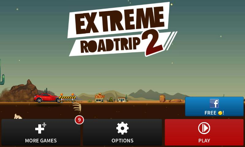 Extreme Road Trip 2
