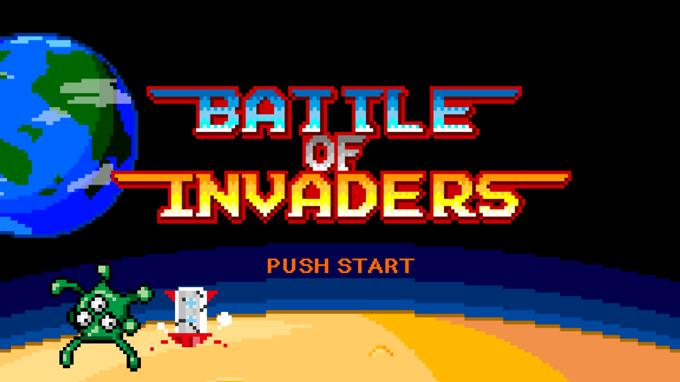 BATTLE OF INVADERS