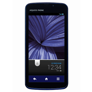 AQUOS PHONE CL