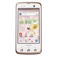 docomo with series ARROWS Kiss F-03D