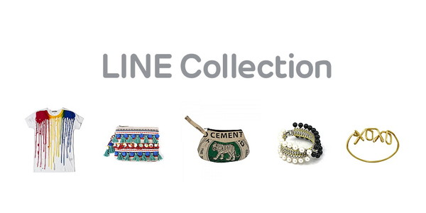 LINE collection