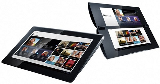 Sony Tablet Android 4.0